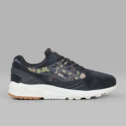 ASICS GEL KAYANO TRAINER BLACK MARTINI OLIVE