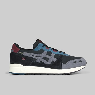 ASICS GEL LYTE G-TX (GORE-TEX) BLACK DARK GREY