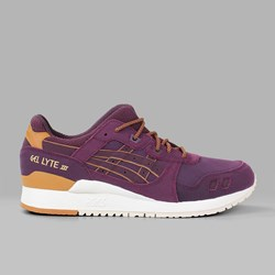 ASICS GEL LYTE III 'WINTER PACK'  RIOJA RED RIOJA RED