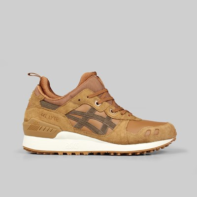 ASICS GEL LYTE MT 'WORKWEAR PACK' CARAMEL BROWN