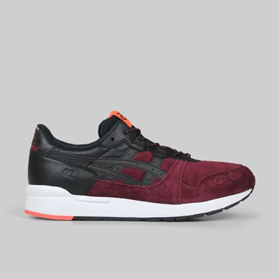 ASICS GEL-LYTE 'NEON PACK' PORT ROYAL BLACK