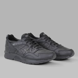 ASICS GEL LYTE V 'LEATHER PACK' BLACK BLACK