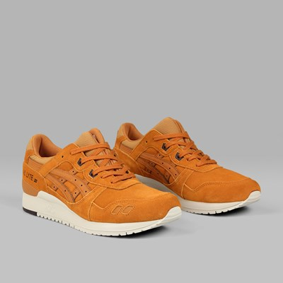 ASICS GEL LYTE III 'HONEY GINGER' PACK HONEY GINGER