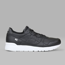ASICS TIGER GEL LYTE OG BLACK BLACK WHITE