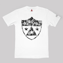 AYC X SNOOP DOGG CREST KUSH TEE WHITE