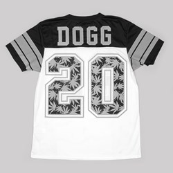 AYC X SNOOP DOGG KUSH FOOTBALL JERSEY