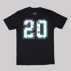 AYC X SNOOP DOGG ROYAL KUSH TEE BLACK