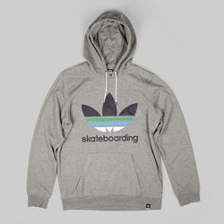 Adidas ADV Hoodie Heather Grey