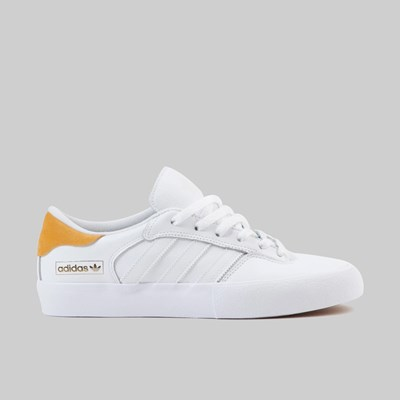 ADIDAS MATCHBREAK SUPER WHITE TACTILE YELLOW