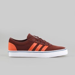 ADIDAS SKATE ADI-EASE 2 TRAINER FOX BROWN/FOX ORANGE/STONEWASH BLUE