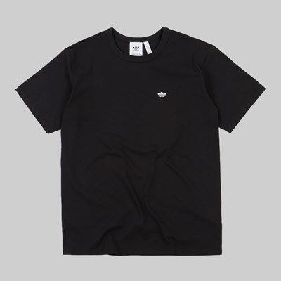 ADIDAS SHMOO CHEST EMB SS T-SHIRT BLACK