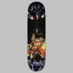 ALLTIMERS GOTHS VS RAVERS DECK 8.3""