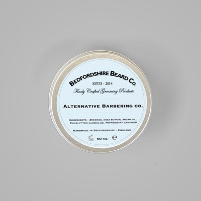 BEDFORDSHIRE BEARD CO. ALT BARBERING BEARD BALM