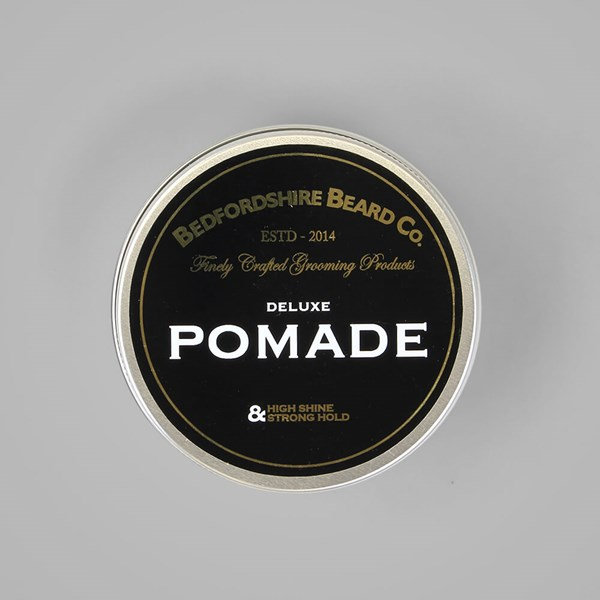 BEDFORDSHIRE BEARD CO. DELUXE HAIR POMADE 100ML