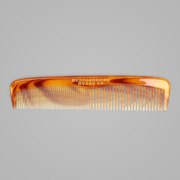 BEDFORDSHIRE BEARD CO. HAIR COMB