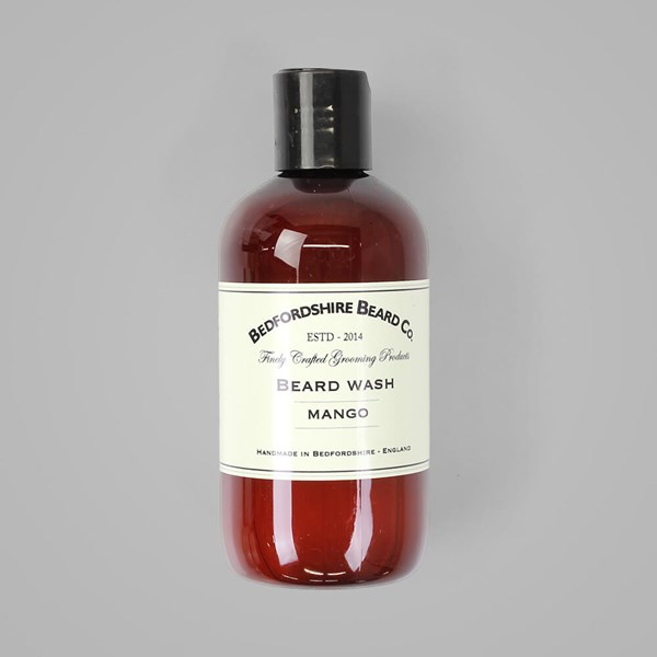BEDFORDSHIRE BEARD CO. MANGO BEARD WASH 250ML