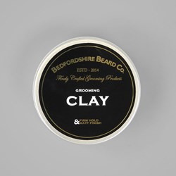 BEDFORDSHIRE BEARD CO. MATTE GROOMING CLAY 100ML