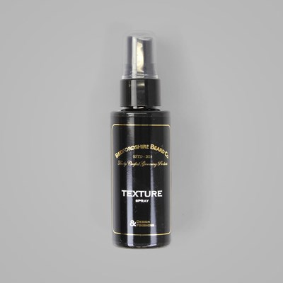 BEDFORDSHIRE BEARD CO. TEXTURE SPRAY 60ML