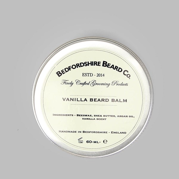 BEDFORDSHIRE BEARD CO. VANILLA BEARD BALM