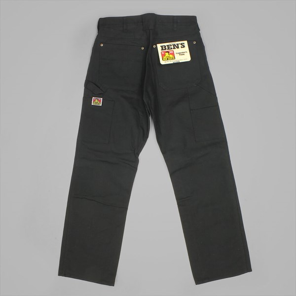 BEN DAVIS CARPENTER PANTS BLACK
