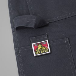 BEN DAVIS CARPENTER PANTS CHARCOAL