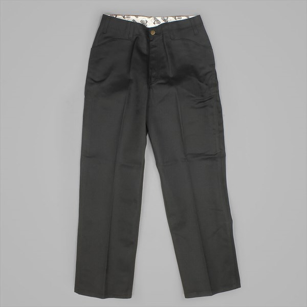BEN DAVIS ORIGINAL BENS WORK PANTS BLACK