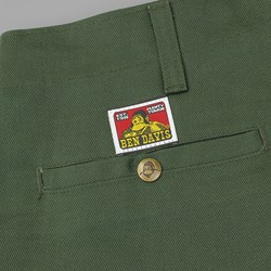 BEN DAVIS ORIGINAL BENS WORK PANTS OLIVE