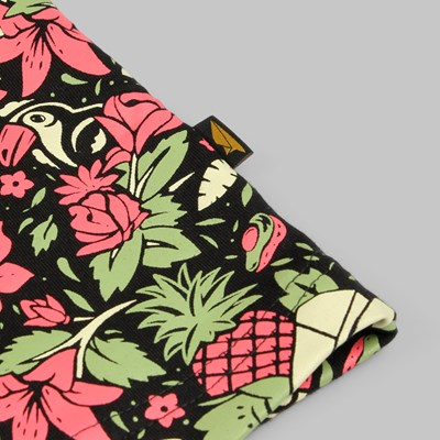 BENNY GOLD ALOHA TANK TOP BLACK
