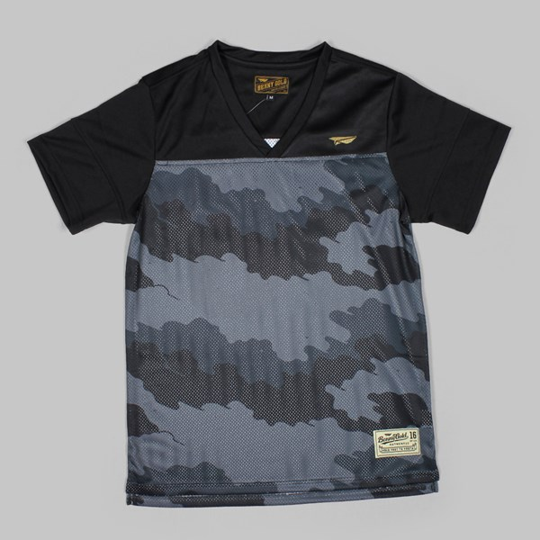 BENNY GOLD FOG CAMO JERSEY MIDNIGHT