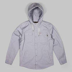 BENNY GOLD SMITH HOOD JACKET GREY