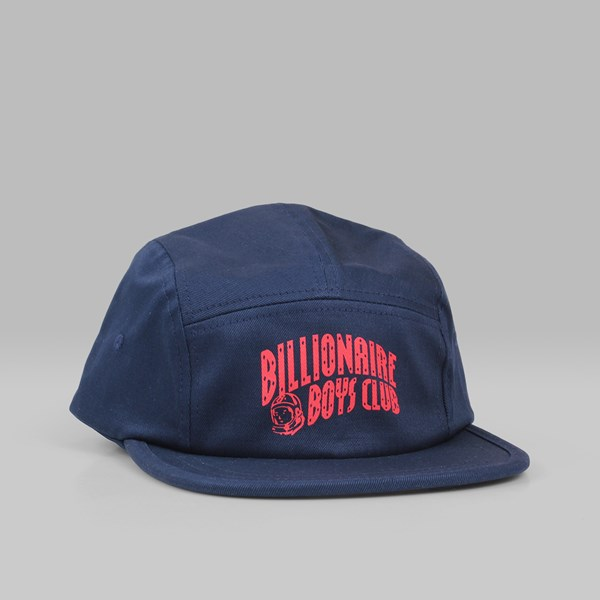 BILLIONAIRE BOYS CLUB ARCH LOGO 5 PANEL CAP