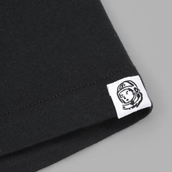 BILLIONAIRE BOYS CLUB ARCH LOGO REFLECTIVE TEE BLACK