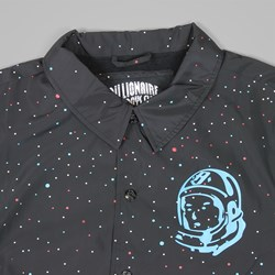 BILLIONAIRE BOYS CLUB GALAXY JACKET BLACK