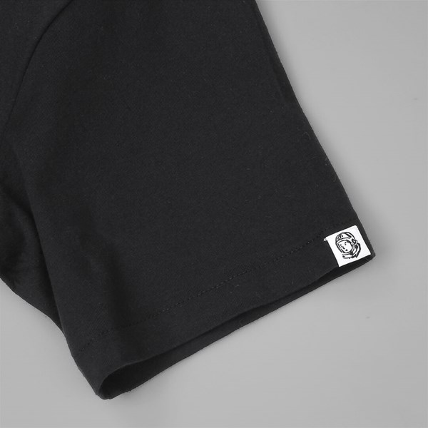 BILLIONAIRE BOYS CLUB MULTI HELMET TEE BLACK