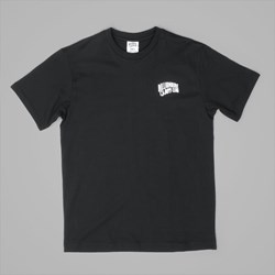 BILLIONAIRE BOYS CLUB SMALL ARCH LOGO TEE BLACK