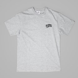 BILLIONAIRE BOYS CLUB SMALL ARCH LOGO TEE GREY