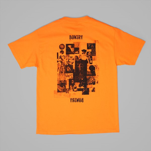BOW3RY POTENCY PREMIUM SS TEE ORANGE