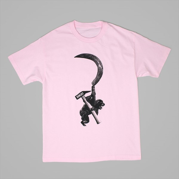 BOW3RY PRIMATE PREMIUM SS T-SHIRT PINK