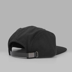 BRIXTON QUINT 5 PANEL CAP BLACK
