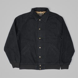 BRIXTON X JASON JESSEE PROJECT JACKET BLACK