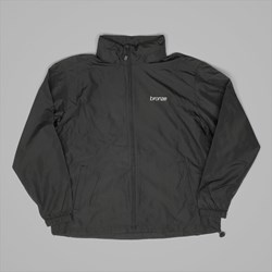 BRONZE 56K BRONZE WINDBREAKER JACKET BLACK