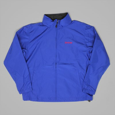 BRONZE 56K BRONZE WINDBREAKER JACKET ROYAL