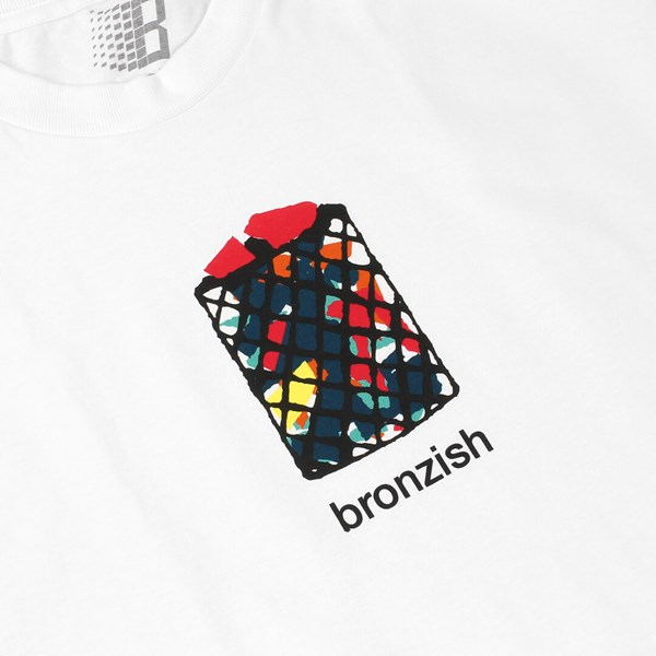 BRONZE 56K BRONZISH T-SHIRT WHITE