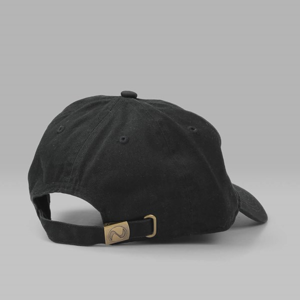BRONZE 56K MIRROR DAD CAP BLACK