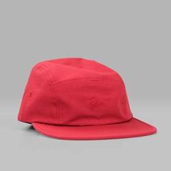 BY PARRA 5 PANEL SIGNATURE VOLLEY HAT RED