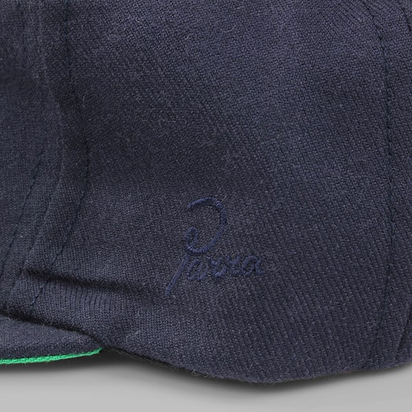 BY PARRA COLLAGE P 6 PANEL CAP NAVY