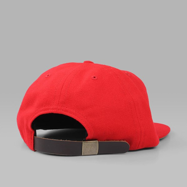 BY PARRA COLLAGE P 6 PANEL CAP RED
