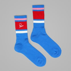 BY PARRA CREW SOCKS BLUE