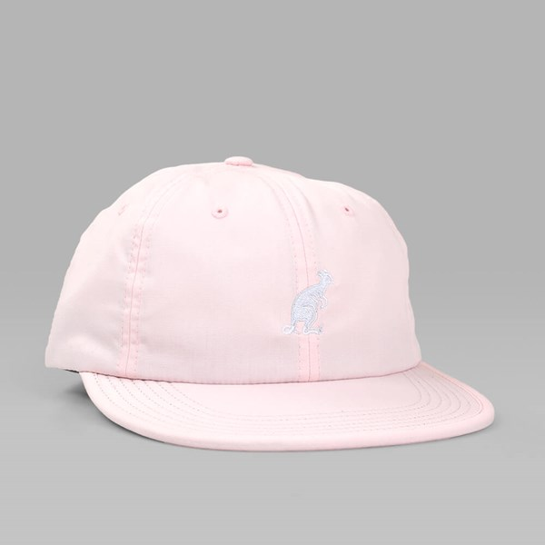 BY PARRA HIDING 6 PANEL FLEX FOAM HAT LIGHT PINK