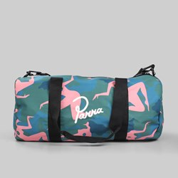 BY PARRA MUSICAL CHAIRS WEEKEND BAG GREEN